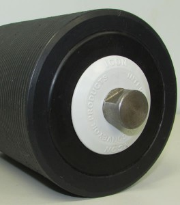 High Density Polyethylene (HDPE) Rollers