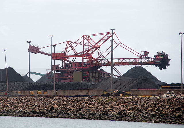 Port Kembla Coal Processing
